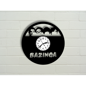 Ceas Big Bang Theory - Bazinga