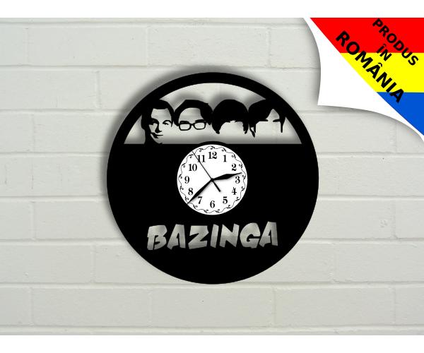 Ceas Big Bang Theory - Bazinga