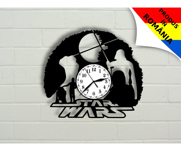 Ceas Star Wars - model 2
