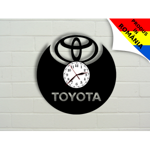 Ceas sigla Toyota