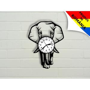 Ceas cu elefant - model 1