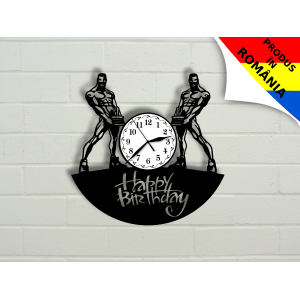 Ceas pentru doamne cadou zi de nastere - Happy Birthday