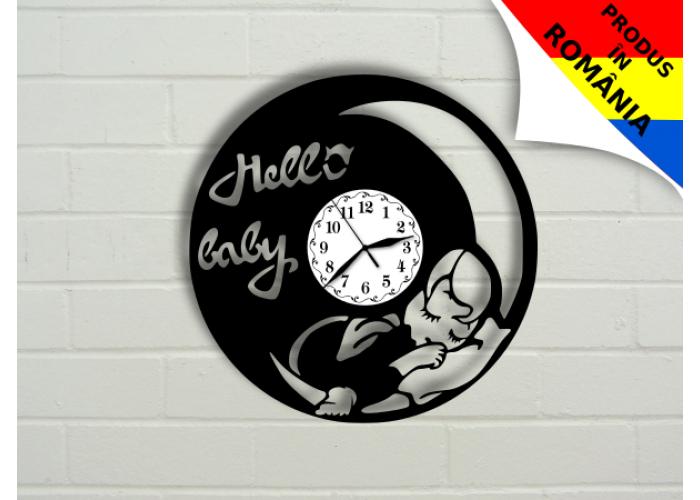 Ceas cadou - Hello baby