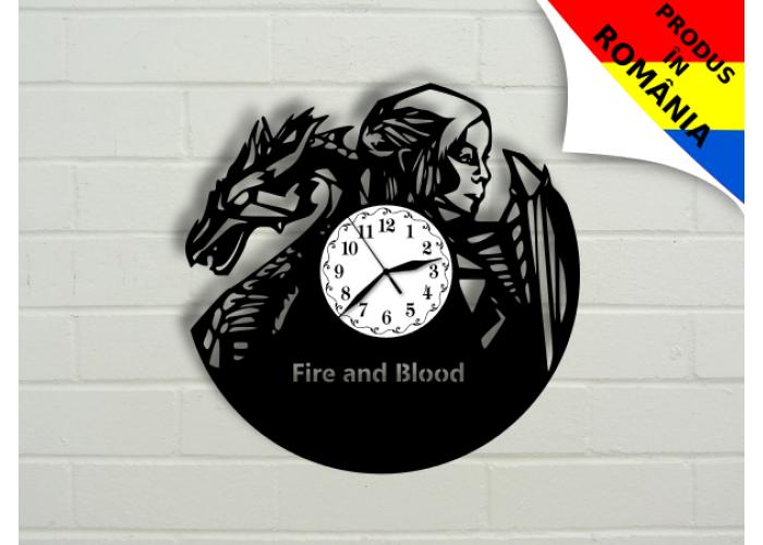Ceas Game of Thrones - Urzeala tronurilor - Daeneris