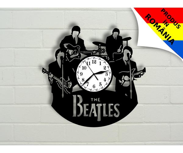 Ceas The Beatles - model 3