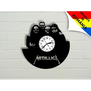 Ceas Metallica - model 1