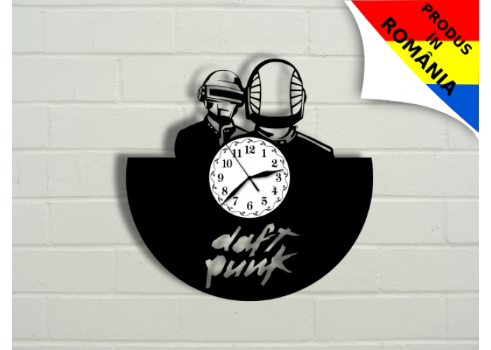 Ceas Daft Punk - model 1