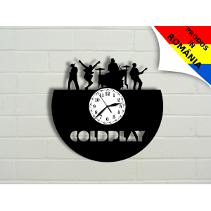 Ceas Coldplay