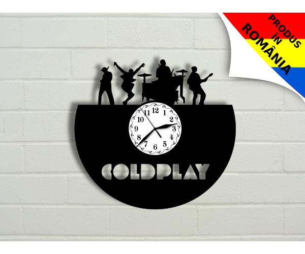 Ceas Coldplay