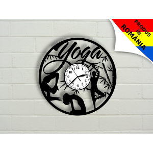 Ceas fitness - yoga (model 1)