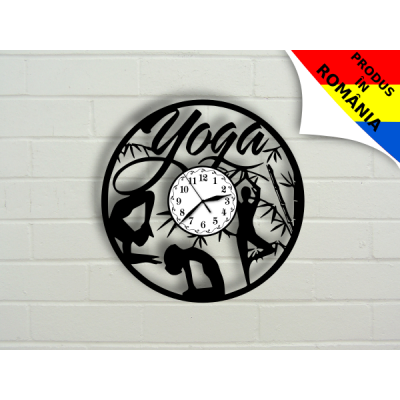 Ceas fitness - yoga - model 1