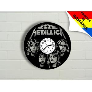 Ceas Metallica - model 2