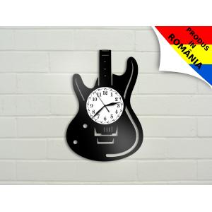 Ceas cu chitara - model 1