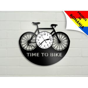 Ceas cu bicicleta
