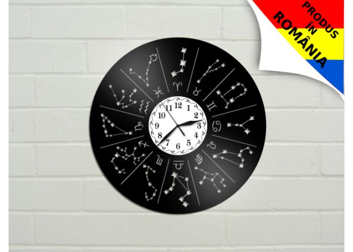 Ceas semne zodiacale - stele