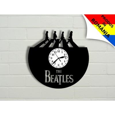 Ceas The Beatles - Abbey Road - model 1