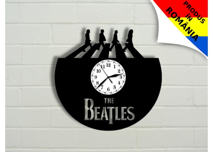 Ceas The Beatles - Abbey Road - model 1