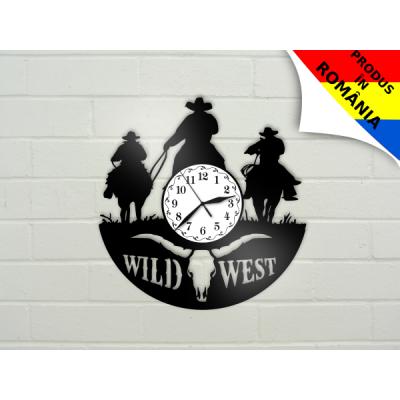 Ceas Vestul Salbatic - cowboy - model 2