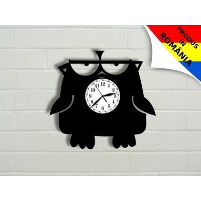 """Ceas """"Angry birdie"""""""