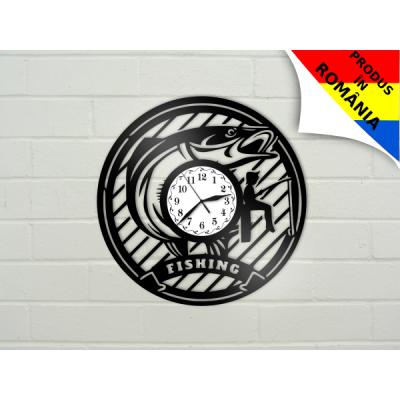 Ceas pentru pescari - peste - model 1