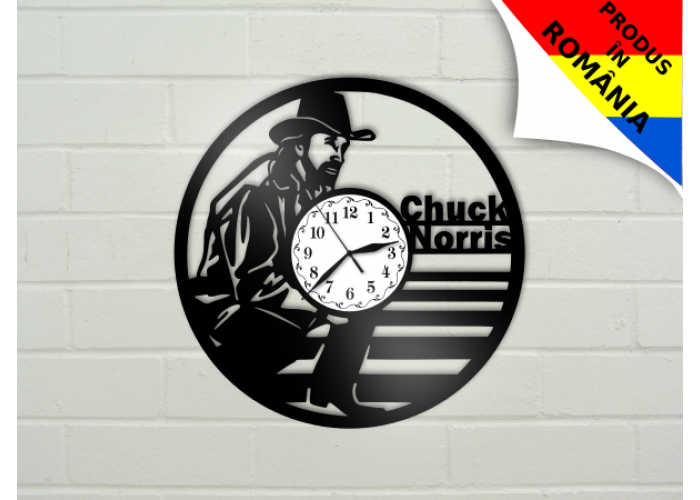 Ceas Chuck Norris