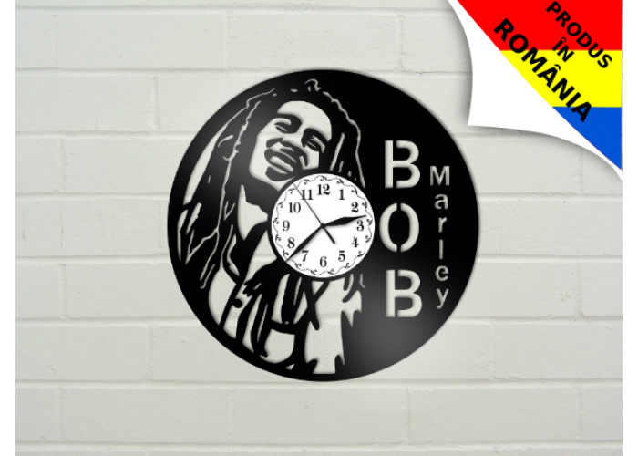 Ceas Bob Marley - model 1