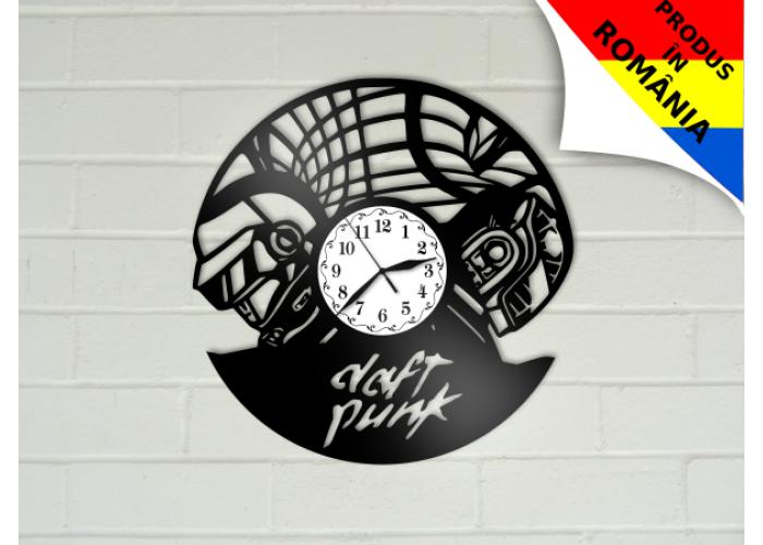 Ceas Daft Punk - model 3