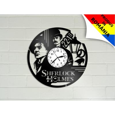 "Ceas ""Sherlock Holmes"""