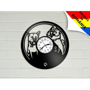 Ceas cu caini - model 2
