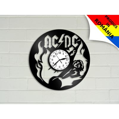 Ceas ACDC - model 3