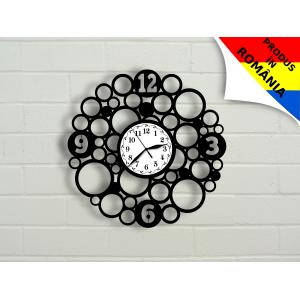 Ceas abstract cu multe cercuri