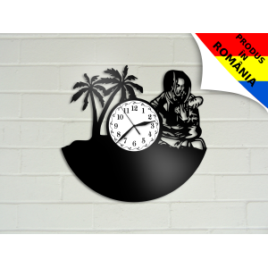 Ceas Bob Marley -  model 2