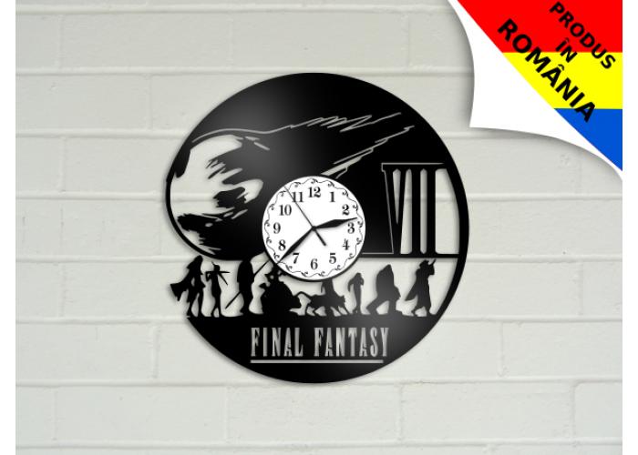 Ceas Final Fantasy 7