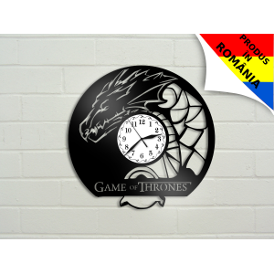 Ceas Game of Thrones - Urzeala tronurilor - model 3