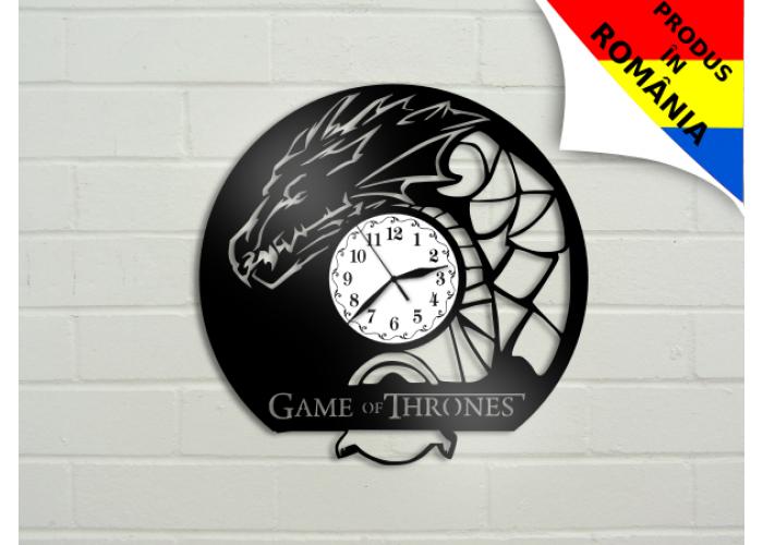 Ceas Game of Thrones - Urzeala tronurilor - model 3