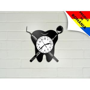 Ceas pentru dentisti - stomatologi - model 4