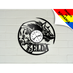Ceas The Legend of Zelda - model 2