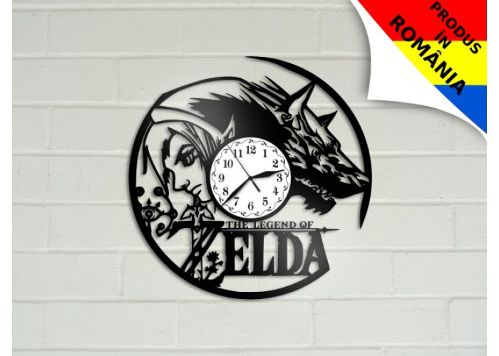 Ceas The Legend of Zelda - model 2