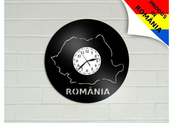 Ceas Romania - model 1