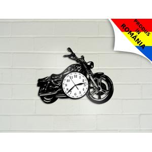 Ceas cu motocicleta - model 5