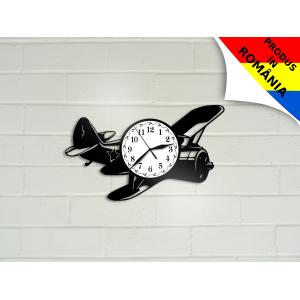 Ceas cu avion - model 2