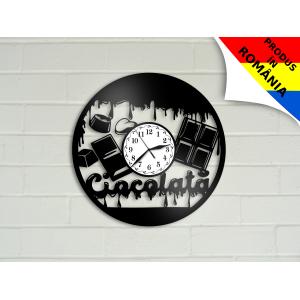 Ceas cu ciocolata