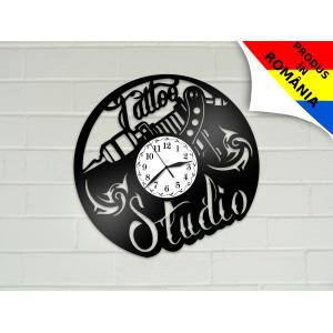 Ceas pentru studio tatuaje