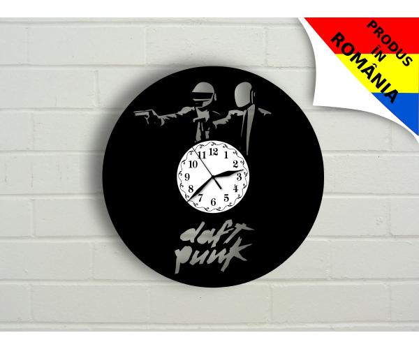 Ceas Daft Punk - model 2