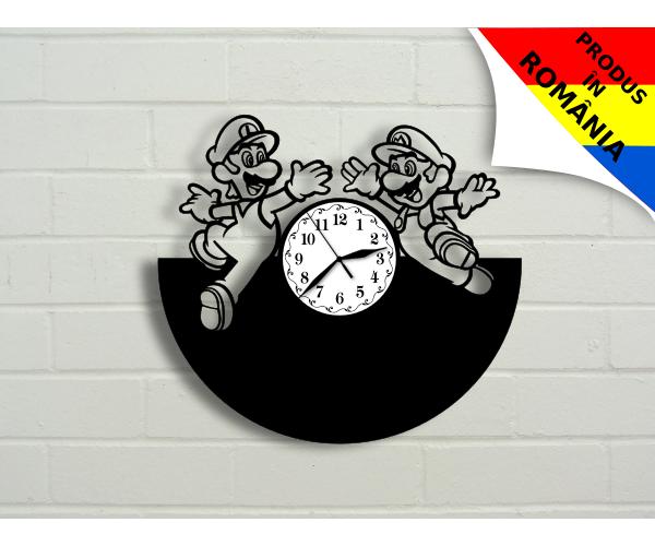 Ceas Mario si Luigi