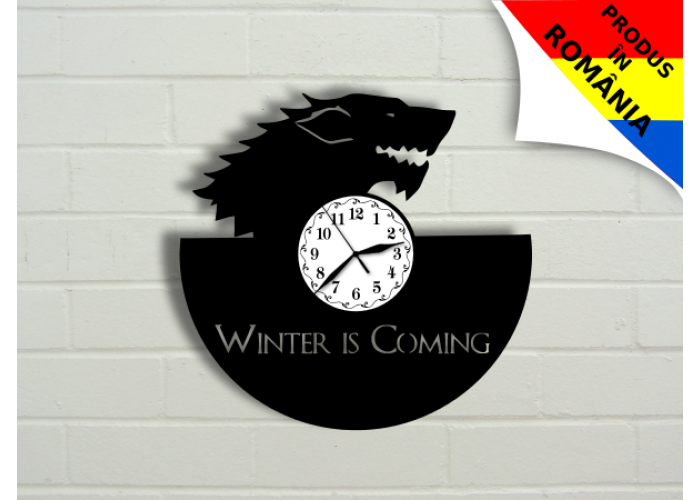"Ceas ""Winter is coming"" 1 - Game of Thrones"