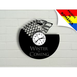 "Ceas ""Winter is coming"" 2"