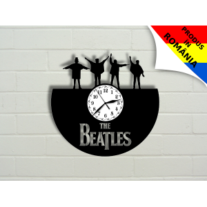 Ceas The Beatles - model 2