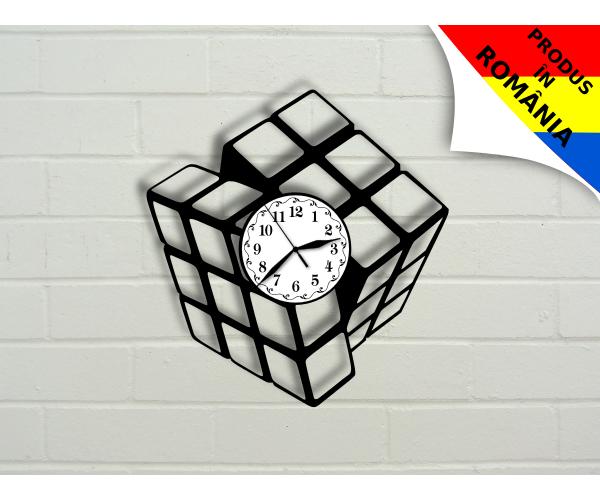 Ceas cub Rubik