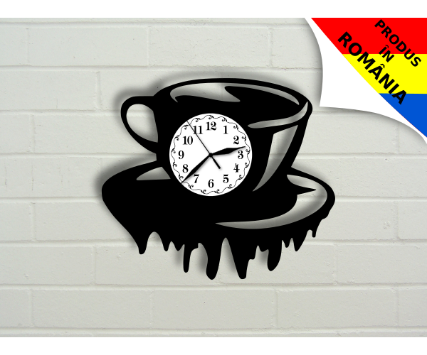 Ceas cana de cafea
